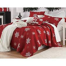 25 best Todo navidad images on Pinterest | Linens, Bedrooms and Girls & Christmas bedspreads | Christmas Bedding!!! man this looks so comfy! Adamdwight.com