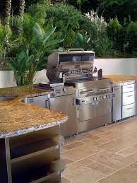 Outdoor Kitchens 10 Tips For Better Design Hgtv