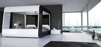 cool bed. Hi Can Bed This Tech And Super Cool Is Designed By The Italian Designer Edoardo Carlino. Hi-Can High Fidelity Canopy An Ultimate Integration