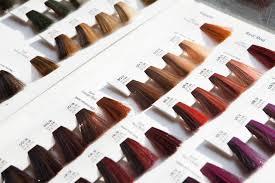 42 Prototypical Hair Foils Colour Chart