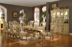excellent design ideas high end dining room furniture chairs for for antique wooden dining table set ideas