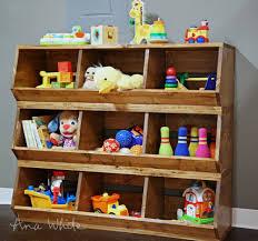 ana white x wood bulk bins diy projects wooden toy storage box wooden toy storage on wheels