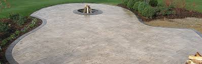 stained concrete patio. Michigan Stamped Concrete, Decorative Cement And Acid Staining - John\u0027s  Stained Concrete Patio