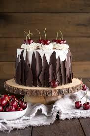 Black Forest Cake Liv For Cake