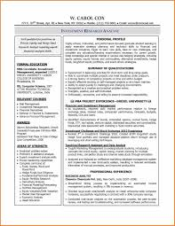 Software Business Analyst Resume Business Analyst Resumes