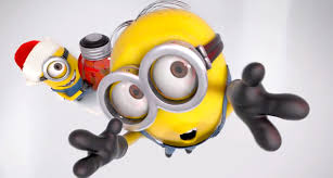 Minion 3D Street Art Desktop Wallpaper ...
