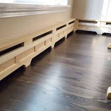 architecture remodeler randal patterson shows how to make simple wooden covers for decorative baseboard covers