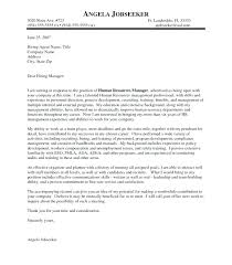 To Whom It May Concern Cover Letter Sample Cover Letter Dear Hiring