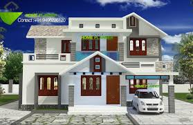peachy kerala home design plan 3d 6 style in 1693 sq ft stylish