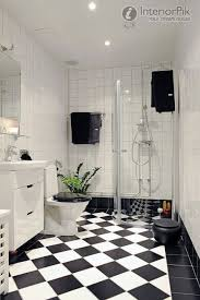 black and white tile floor bathroom. modern black and white floor tiles in the bathroom pictures tile h