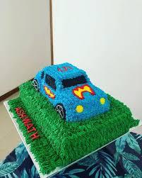 3d Car Cake Food Drinks Baked Goods On Carousell