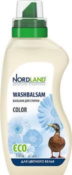 """<b>Бальзам для стирки</b> цветного белья <b>Nordland</b> """"Color"""", 750 мл ..."""