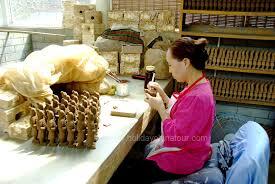 xian tour terracotta warriors replicas work