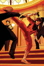 Marvel directory iron fist