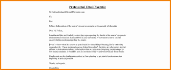 email writing template professional 12 how to write professional email format ledger paper