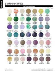 Effetre Color Chart Mountain Glass 2018 19 Catalog By Mountain Glass Arts Issuu