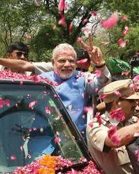 narendra modi   prime minister of india   britannica comnarendra modi celebrating after his bharatiya janata  y won india    s general election