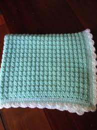 Easy Baby Blanket Crochet Patterns Magnificent Decoration
