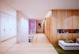 Wooden Interior Design