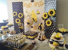 Interior Design  Best Bumble Bee Themed Baby Shower Decorations Bumble Bee Baby Shower Party Favors