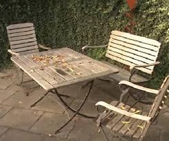 How To Restore Teak Outdoor Furniture  HunkerHow To Take Care Of Teak Outdoor Furniture