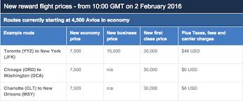 Avios Upgrade Chart British Airways Devalues Shorthaul Us Awards One Mile At A
