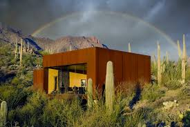 Small Picture Desert Nomad House in Arizona by Rick Joy Architects