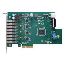 <b>4</b>-<b>port</b>/8-port <b>USB 3.0</b> PCI Express Card - AX92321