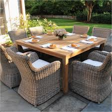 teak outdoor dining chairs. Teak Outdoor Furniture Beautiful Patio Dining Set Modern Cool Chairs
