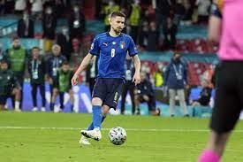 يورجينيو يرى أن سجل ركلات الترجيح المثالي مع إيطاليا قد دمر - Football  Italia