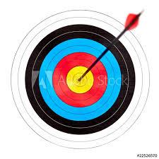 target archery sticker wall decals