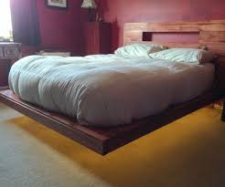 ... Large-size of Horrible Diy Floating Bed Diy Bed Frames To Give Yourself  Restful Spot ...