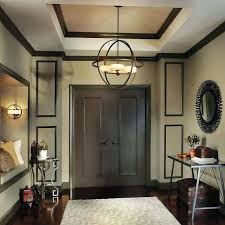 entryway ceiling light foyer lights modern chandeliers chandelier sputnik contemporary lighting for enamour small grand entrance