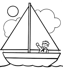 Small Picture Boat Coloring Pages Cutesecretsme