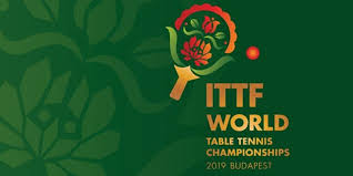 hungexpo budapest will host ittf table tennis world championships