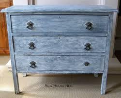 distressed white washed furniture. DIY Distressed Dresser White Washed Furniture T