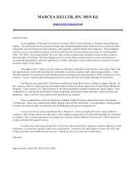 Nurse Educator Cover Letter Image Gallery Nursing Clinical
