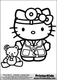 46 Best Printable Hello Kitty Coloring Images In 2016 Hello Kitty