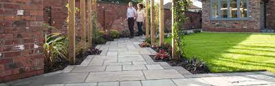 patio ideas using natural stone lawsons
