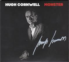 <b>Hugh Cornwell</b> - <b>Monster</b> (2018, CD)   Discogs