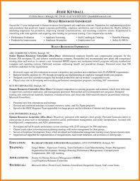Charming Hr Generalist Resume Objective Examples Ideas