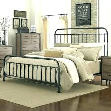 Iron Bed Frames Queen Queen Size Wrought Iron Bed King Size Iron Bed ...