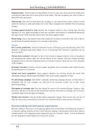 anil nembang zara case study  development business efficiency 9