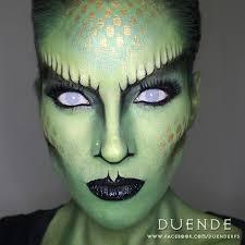 medusa makeup for