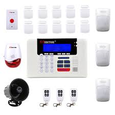A whole home security monitoring system can help you keep track of who's  coming and going, even when you aren't nearby. Supports landline or VoIP ...