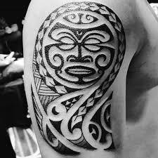 50 Polynesian Rameno Tetování Vzory Pro Muže Manly Tribal Nápady