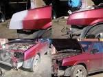Фотоотчет ремонт кузова