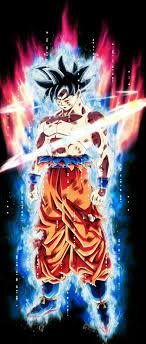 Goku Limit Breaker Light Poster