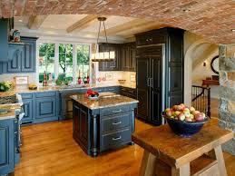 grey distressed kitchen cabinets farmhouse