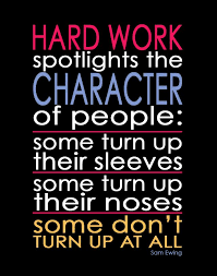 Work Ethic Quotes Interesting The Classy Cubicle Monday Muse Hard Work Quote By Sam Ewing The